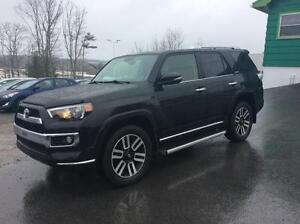 2016 Toyota 4Runner LIMITED 4X4 WITH LEATHER, SUNROOF AND NAVIGA