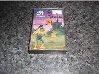 GOBLIN TOWERS COMMODORE CBM 64 GAME