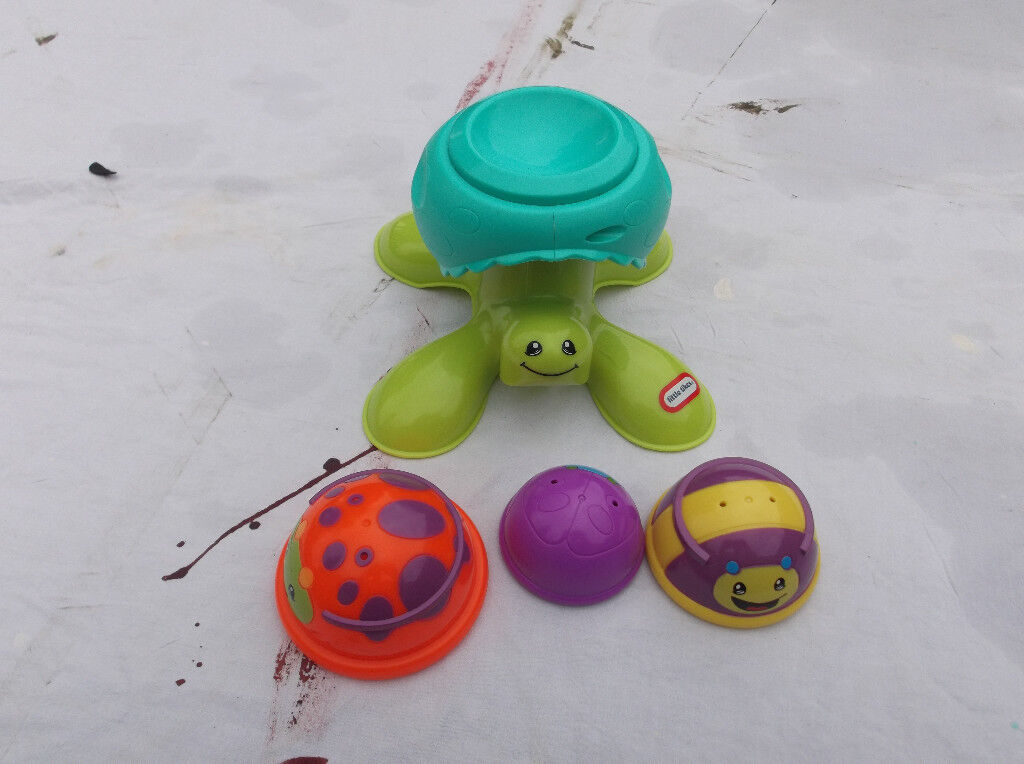 Little Tikes Activity Garden Turtle Stacker