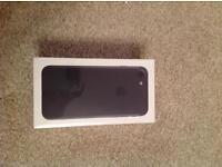 Iphone 7 sealed 32gb black unlocked