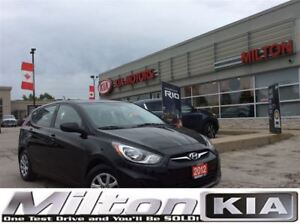 2012 Hyundai Accent GL | MANUAL | ONE OWNER