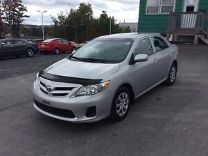 2012 Toyota Corolla LE SEDAN WITH AIR CONDITION