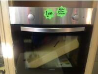 New single oven