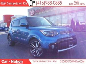 2017 Kia Soul EX PREM | $165 BI-WEEKLY | LEATHER |