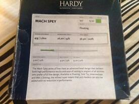 Hardy fly line 9/10 2014