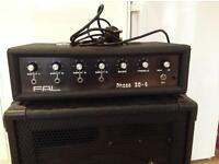 50 WATT AMP and SPEAKER