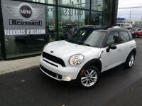 2012 MINI Cooper Countryman S ALL4 -- AWD -- CUIR -- TOIT PANO -