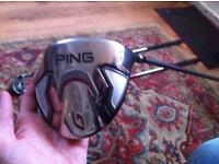 Ping golf clubs