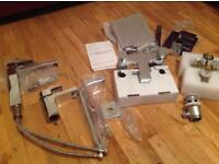 Offers welcome - thermostatic shower & bath taps plus sink taps