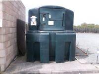 5000L Titan Fuel Tank