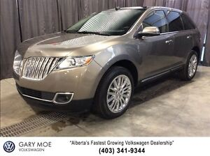 2012 Lincoln MKX MKX
