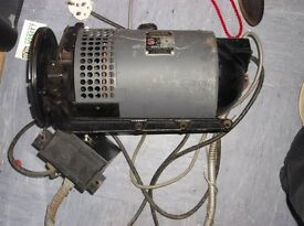 industral sewing machine motor (working/parts)