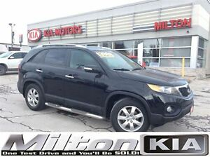 2013 Kia Sorento LX | DVD | SUNROOF | RUNNING BOARDS