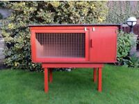 New Outdoor Rabbit or Guinea Pig Cage/Hutch