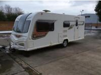 2014 BAILEY UNICORN MADRID S2 4 BERTH STUNNING CONDITION WITH MOTOR MOVER