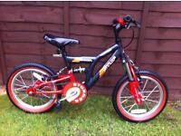 Boys stormer bike