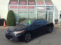 2014 Honda Civic EX * Coupe * Mags * Toit * Bluetooth * USB