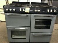 Belling 100cm Grey A+ 7 Burners Gas Range Cooker With Oven (BRING YOUR OLD ONE AND GET NEW -25%)