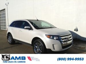 2014 Ford Edge Limited AWD with Canadian Touring Package, Class