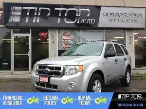 2008 Ford Escape XLT ** V6, Low Kms, Reliable **