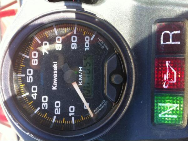 Used 2005 Kawasaki Kvf