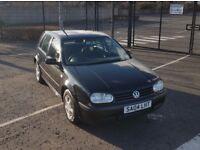 2004 Volkswagen Golf Final Edition 1.6 Petrol 5 Door - MOT March 2019 - 79365 Miles -HPI Clear