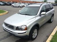 2007 Volvo XC90 3.2 LEATHER !! 7 PASS!!! POWER!!! ALLOYS !!