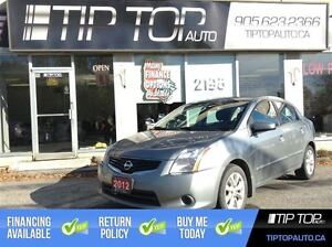 2012 Nissan Sentra 2.0 ** Bluetooth, Sunroof, Heated Seats **