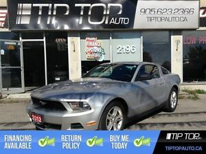 2012 Ford Mustang V6 ** Low KMs, Great Condition **
