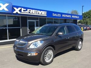 2008 Buick Enclave CXL/ CAR-PROOF ATTACHED/ SUNROOF/ 3RD ROW SEA