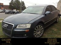 2006 Audi A8 REDUCED PRICE FROM $12995 4.2L NAVI !! LEATHER !!!
