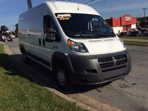 2014 Ram ProMaster 2500 HIGH ROOF / 3.6L FUEL SIPPING PENTASTAR