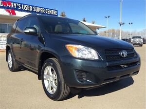 2011 Toyota RAV4 4X4 Auto New Tires & Sunroof