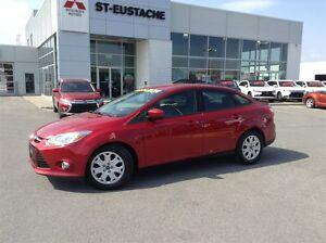 2012 Ford Focus SE **MANUELLE**AIR CLIMATISER**CRUISE CONTROL