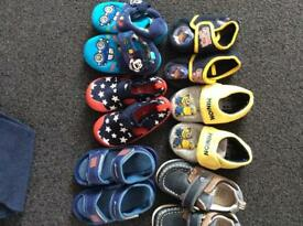 Girls and boys shoes