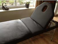 Massage beauty couch table