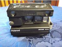 Polaroid Image Elite Camera.