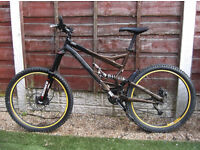 specialized sx trial 2009 size large mountain bike not norco giant cube gt voodoo marin