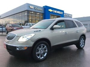 2010 Buick Enclave CXL | Bluetooth | Leather | 7 Seater
