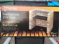Hampshire DIY BBQ Grill Charcoal Barbecue Build you own or a replacement