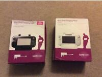 GAMEWARE All In One Charging Dock for WII U Brand new
