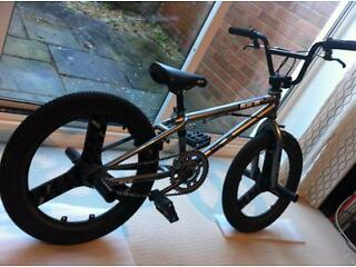 GT AIR BMX Bike- Steel - Very Good Condition