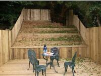 Gowerton Landscapes (FENCING AND DECKING)