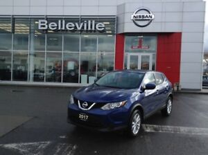 2017 Nissan Qashqai S 1 OWNER LOCAL TRADE