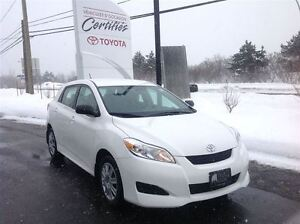 2013 Toyota Matrix 4DR WGN FWD MT