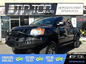 2012 Nissan Titan SV (A5) ** Steel Bumpers, Rims and Tires **