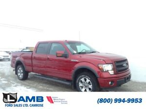 2013 Ford F-150 FX4 4x4 with Sync System, Rear Camera and MyFord