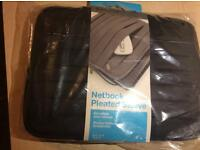 GENUINE BELKIN 10.2 INCH NETBOOK PLEATED SLEEVE FRONT EXPANDABLE POCKET