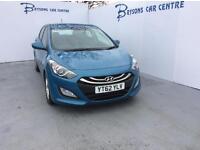 HYUNDAI I30 1.6 CRDi Active Auto (blue) 2012