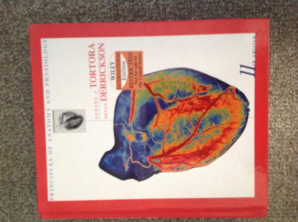 Principles of Anatomy & Physiology (11th Ed) Tortora and Derrickson ...